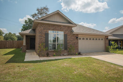 Gulfport Single Family Home For Sale: 13743 Windwood Dr