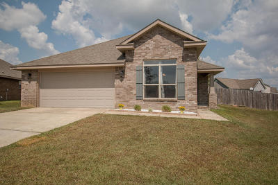 Gulfport Single Family Home For Sale: 14160 Cardinal Cir