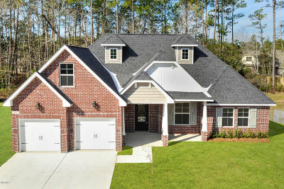 Gulfport Single Family Home For Sale: 14437 Duckworth Cove