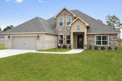 Gulfport Single Family Home For Sale: Lot #11 Duckworth Cove