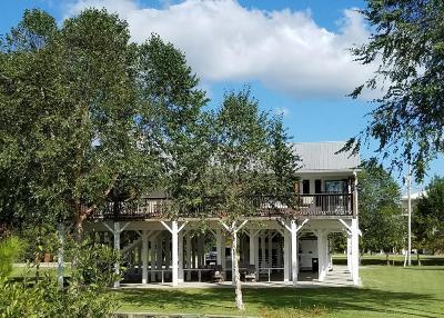 Biloxi Single Family Home For Sale: 4537 Audubon Trl