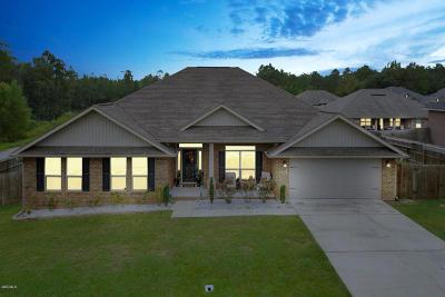 Gulfport Single Family Home For Sale: 19495 Morris Pond Rd