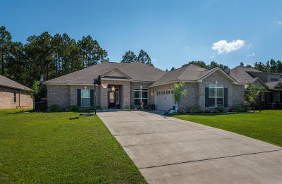 Gulfport Single Family Home For Sale: 10234 Hutter Rd
