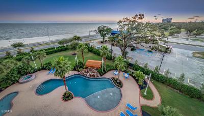 Biloxi Single Family Home For Sale: 2668 Beach Blvd #503