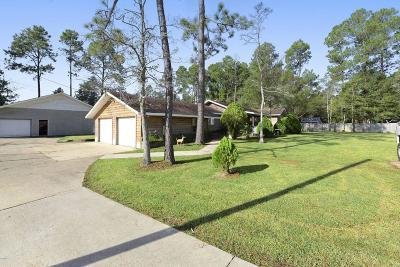 Biloxi Single Family Home For Sale: 13291 Larkin Dr