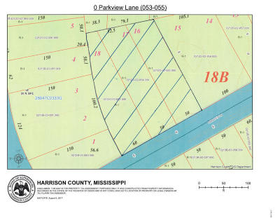 Pass Christian Residential Lots & Land For Sale: Parkview Ln