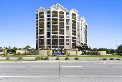 Gulfport Condo/Townhouse For Sale: 1200 Beach Blvd #605