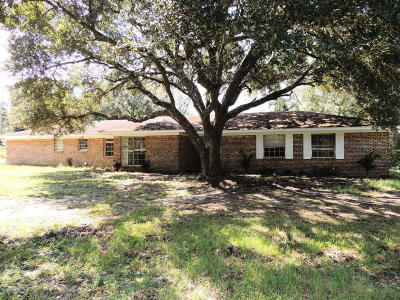 Pass Christian Single Family Home For Sale: 10277 Firetower Rd