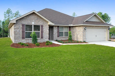 Gulfport Single Family Home For Sale: 21740 Pine Terrace Dr