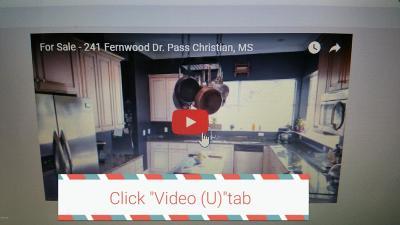 Pass Christian Single Family Home For Sale: 241 Fernwood Dr