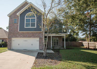 Gulfport Single Family Home For Sale: 11485 Briarstone Pl