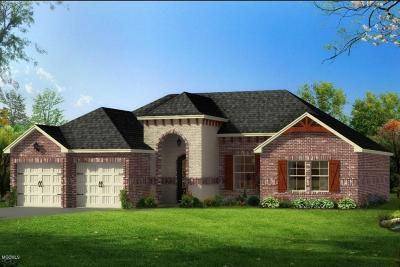 Pass Christian Single Family Home For Sale: Lot #1 N. Aberdeen Dr
