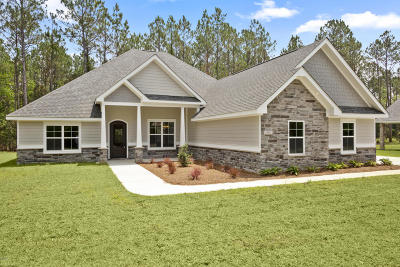 Pass Christian Single Family Home For Sale: 24481 Oak Island Dr