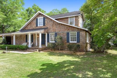 Ocean Springs Single Family Home For Sale: 1502 Kensington Ave