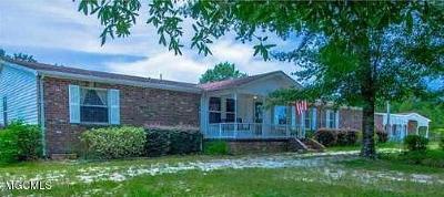 Gulfport Single Family Home For Sale: 22377 Mennonite Rd