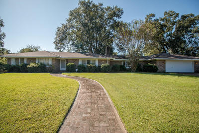Gulfport Single Family Home For Sale: 41 Poplar Cir