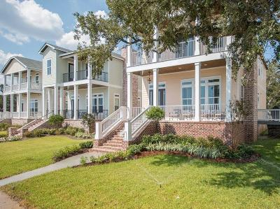 Gulfport Single Family Home For Sale: Lot J 15th Street