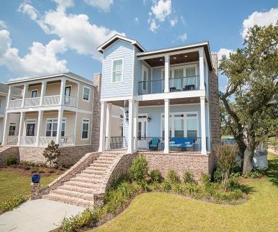 Gulfport Single Family Home For Sale: Lot G 15th Street