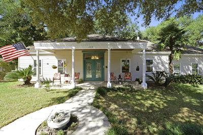 Gulfport Single Family Home For Sale: 2519 Kelly Ave