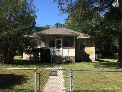 Gulfport Single Family Home For Sale: 1521 42nd Ave