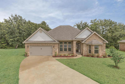 Gulfport Single Family Home For Sale: 10471 Autumn Dr