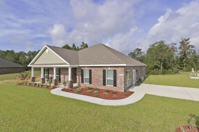 Gulfport Single Family Home For Sale: 10416 Chapelwood Dr
