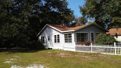 Gulfport Single Family Home For Sale: 1031 Fournier Ave