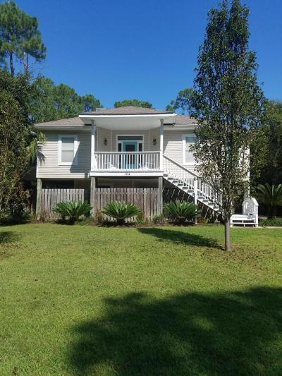 Pass Christian Single Family Home For Sale: 104 Poinsetta
