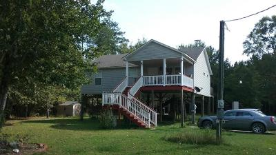 Bay St. Louis Single Family Home For Sale: 6261 Carco Rd