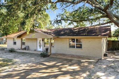 Biloxi Single Family Home For Sale: 350 Carter Rd