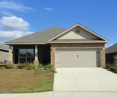 Harrison County Single Family Home For Sale: 15609 Ollie Ln