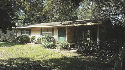 Biloxi Single Family Home For Sale: 2116 Atkinson Rd
