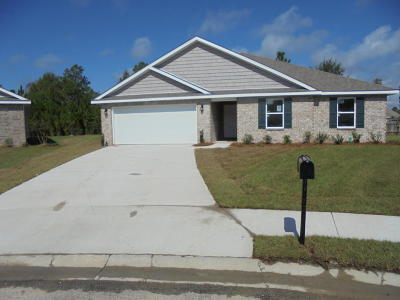 Harrison County Single Family Home For Sale: 428 W Petunia Dr