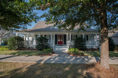 Gulfport Single Family Home For Sale: 11987 Preservation Dr