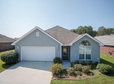 Gulfport Single Family Home For Sale: 12189 Amherst Dr