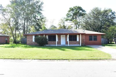 Gulfport Single Family Home For Sale: 107 Imilda Dr