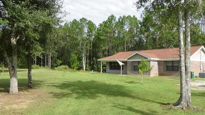 Pass Christian Single Family Home For Sale: 13059 Cable Bridge Rd