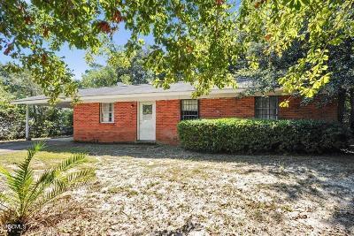 Biloxi Single Family Home For Sale: 360 Park Dr