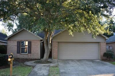 Gulfport Single Family Home For Sale: 117 Canal St
