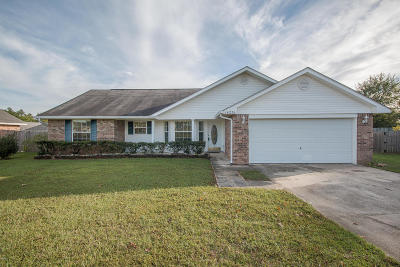 Gulfport Single Family Home For Sale: 14251 S Country Hills Dr