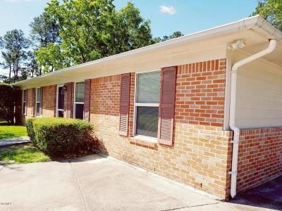 Gulfport Single Family Home For Sale: 520 W Tracy St