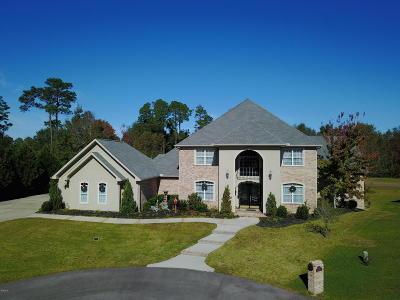 Diamondhead Single Family Home For Sale: 754 Spyglass Ct