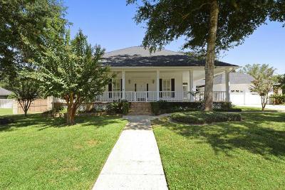 Biloxi Single Family Home For Sale: 432 Carmargue Ln