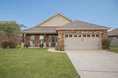 Gulfport Single Family Home For Sale: 13764 Laurelwood Ln