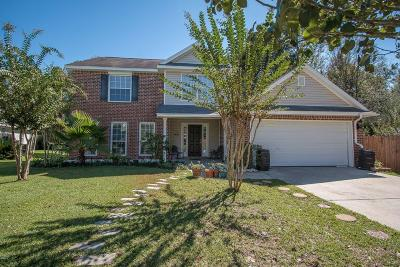 Gulfport MS Single Family Home For Sale: $173,700
