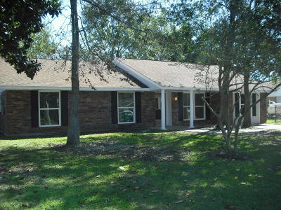 Biloxi Single Family Home For Sale: 740 Holly Hills Dr