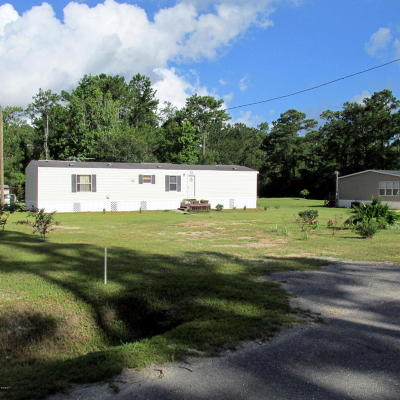 Pass Christian Single Family Home For Sale: 8515 Ellis Rd