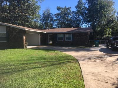 Gulfport Single Family Home For Sale: 15317 Northwood Dr