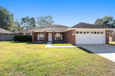 Gulfport Single Family Home For Sale: 14047 Remington Dr