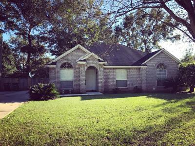 Biloxi Single Family Home For Sale: 9673 W Oaklawn Rd